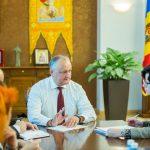 Под патронатом президента в сентябре в Кишиневе пройдет Фестиваль телевизионной премии «ТЭФИ-Содружество» (ВИДЕО, ФОТО)