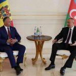 Додон поздравил Алиева и весь народ Азербайджана с Днем Республики