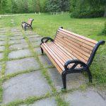 700 новых скамеек устанавливают в Кишиневе по инициативе ПСРМ (ФОТО)