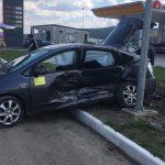 Серьёзная авария в Калараше: двое пострадавших госпитализированы (ФОТО)