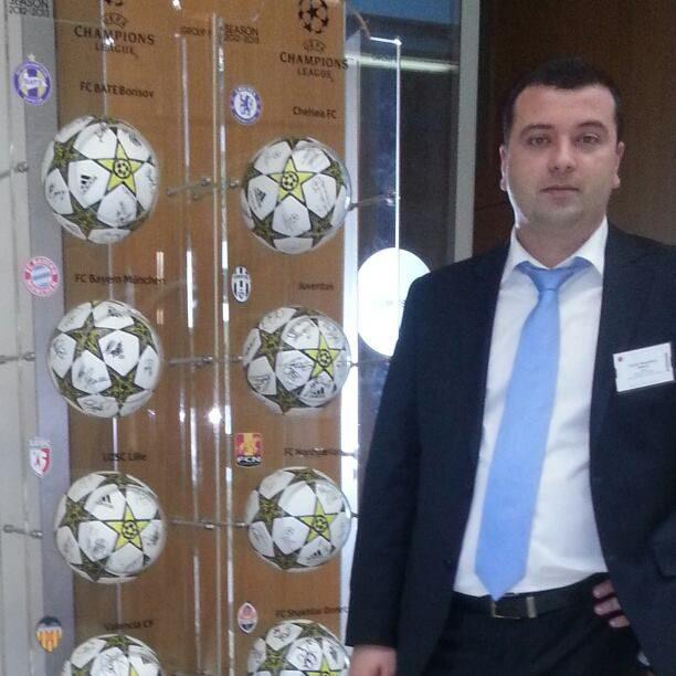 Новым председателем Молдавской федерации футбола избран Леонид Олейниченко