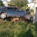 В Слободзее машину подбросило на камень: водитель впал в кому (ФОТО)