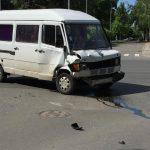ДТП в центре столицы: два автомобиля столкнулись на бульваре Штефана чел Маре (ФОТО)