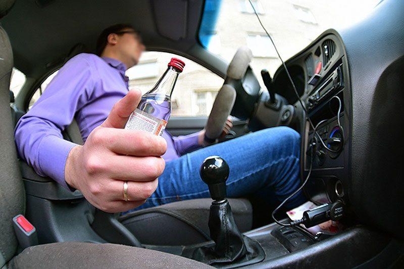 Уголовная ответственность грозит приднестровцу, севшему пьяным за руль повторно