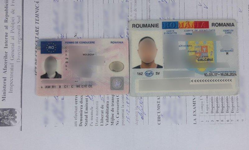 Двоих молдаван с поддельными документами задержали при попытке выехать из страны