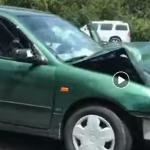 Серьёзное ДТП у Ворот города: пассажирка попала в больницу
