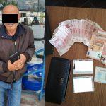 Полицейские с поличным задержали карманника, орудовавшего на Центральном рынке (ВИДЕО)