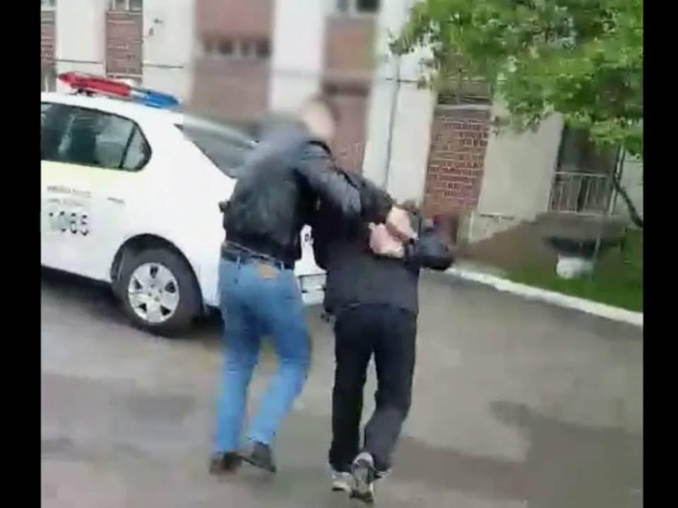 В столице задержали мужчину, подозреваемого в краже велосипеда (ВИДЕО)