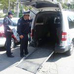 Полицейские выявили нарушения в результате проверок автомобилей, принадлежащих двум столичным фирмам (ВИДЕО)