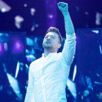 """Жители Молдовы отдали первое место на """"Евровидении"""" Сергею Лазареву, а судьи - только шестое (ФОТО)"""
