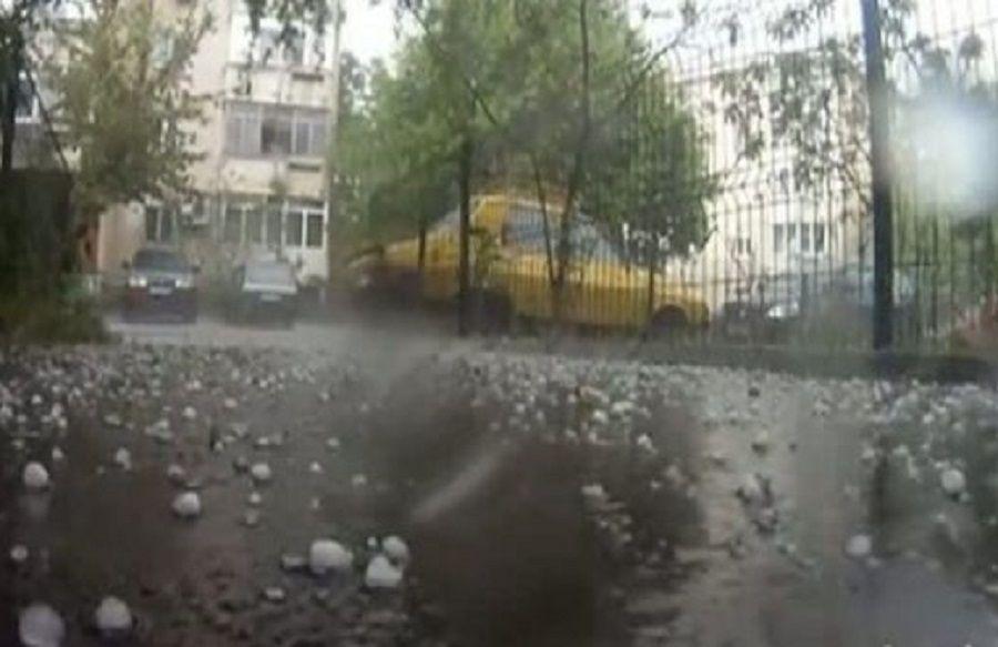 Жёлтый код: Молдову ожидают дождливые выходные
