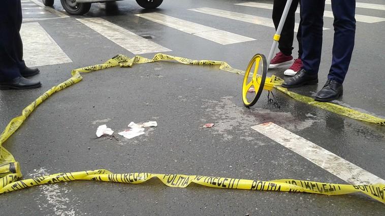 Во вчерашней аварии в Сынжерей пострадал 10-летний ребёнок