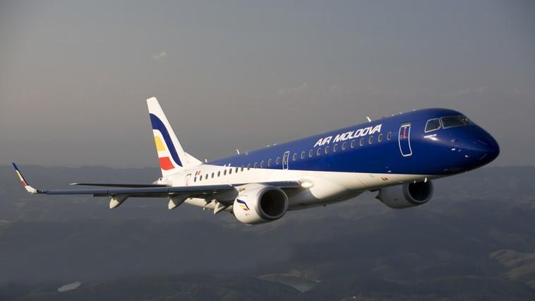 """На этой неделе Air Moldova запускает авиарейс """"Кишинёв-Салоники"""""""