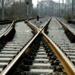 В Окнице с территории бывшего сахарного завода украли километр железной дороги