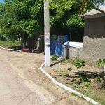 В Григориополе нетрезвый водитель скутера протаранил опору ЛЭП (ФОТО)