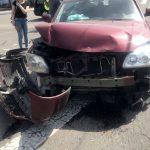 В Тирасполе произошло ДТП: два автомобиля получили серьёзные повреждения (ФОТО)
