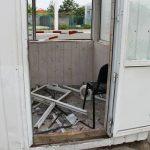 Украинка дважды за день протаранила КПП в Приднестровье