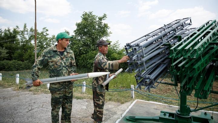 К середине мая антиградовая служба Молдовы уже израсходовала четвертую часть боекомплекта на 2019 год