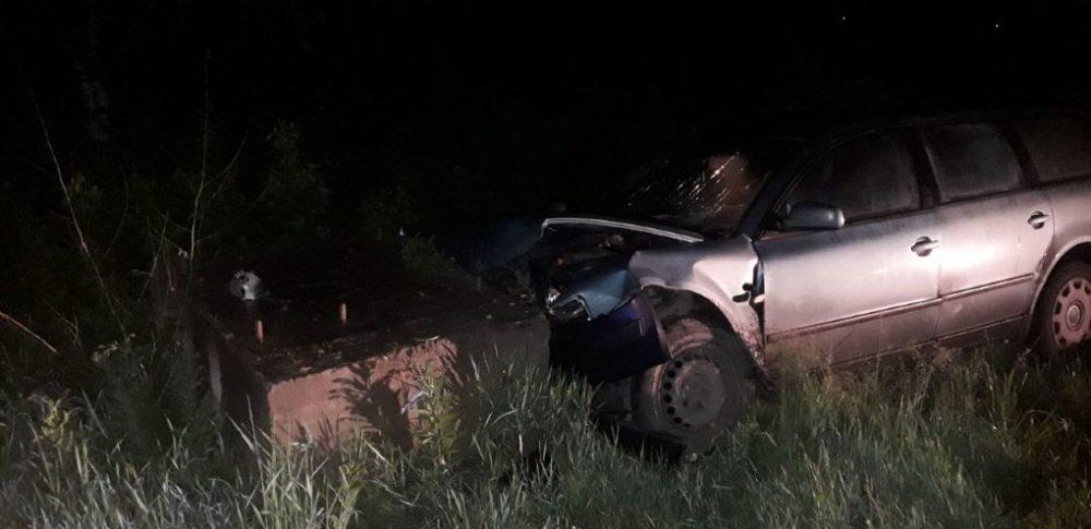 ДТП в Рышканском районе: несовершеннолетний пассажир оказался в реанимации
