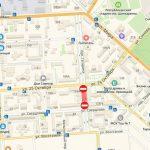 С 13 мая в Тирасполе на месяц ограничат движение автотранспорта на бульваре Гагарина