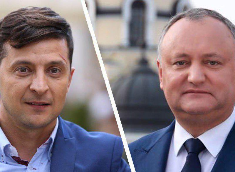 Советник президента: Ведется работа над повесткой встречи Додона и Зеленского