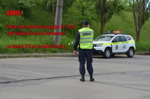 С начала года патрульные выявили более 20 водителей, предлагавших взятки