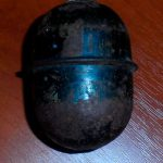 Пенсионер нашел гранату при проведении земельных работ на своем участке