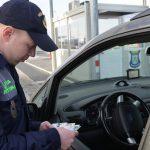 Молдаванин хотел ввести в заблуждение пограничников, предъявив им фальшивый документ (ФОТО)