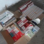 На Центральном рынке изъято более 20 тысяч сигарет, ввезённых контрабандным путём (ФОТО)