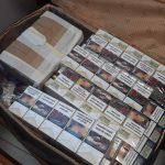 За сутки таможенники предотвратили сразу 4 попытки контрабанды табачных изделий (ФОТО)
