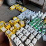 Троих жителей Единец задержали за контрабанду токсичных веществ (ФОТО, ВИДЕО)