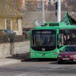 В Бендерах на несколько дней изменится работа троллейбусов