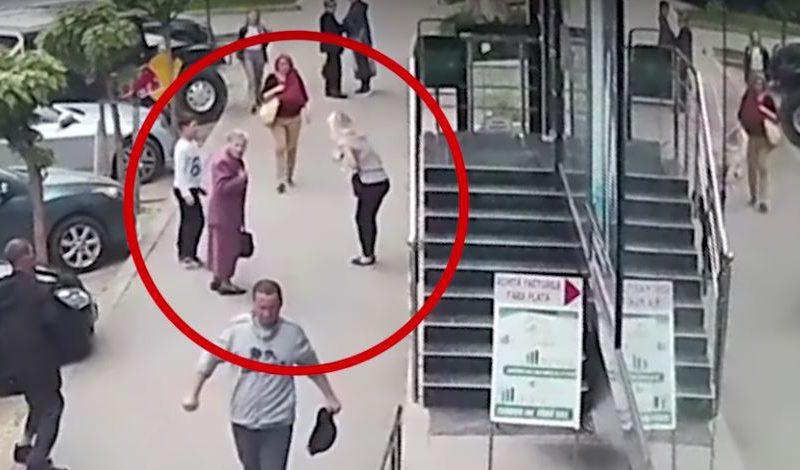 Мужчина, ударивший двух женщин на Рышкановке, страдает психическими расстройствами