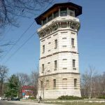 """""""Ночь музеев"""": жителей столицы приглашают посетить здание водонапорной башни"""