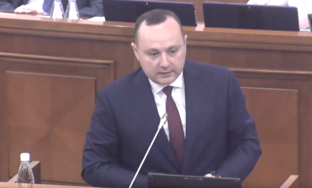 """Vlad Batryncha: on June 8, 60 operational groups were waiting for someone to press the """"button"""" to come to parliament and arrest us"""