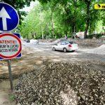 Внимание, водители! На одной из улиц столицы было перекрыто дорожное движение