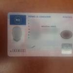 Пограничники поймали молдаванина с поддельным водительским удостоверением