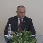 В Кишиневе проходит заседание Высшего совета безопасности