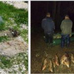 Двоих нарушителей из Анен оштрафовали за незаконный вылов рыбы