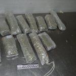 Наркотики на миллион леев: на границе задержали членов ОПГ, переправлявших марихуану из ЕС в Молдову и Россию (ФОТО, ВИДЕО)