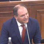 Ион Чебан довел до истерики депутатов ДПМ на заседании парламента (ВИДЕО)