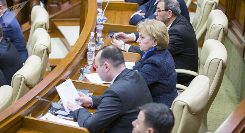 Народно-социалистическая партия Молдовы поддерживает новую власть