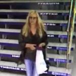 В Бельцах разыскивают злоумышленницу, укравшую кошелёк и украшения (ВИДЕО)