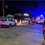 Смертельное ДТП в Бельцах: подвыпивший пешеход погиб под колёсами авто (ФОТО 18+)