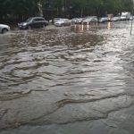 Затопленные подвалы детских садов и квартиры: в примэрии рассказали о нанесенном дождем столице ущербе