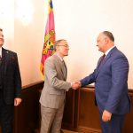 Додон призвал официальных представителей США поддержать усилия по укреплению статуса нейтралитета Республики Молдова на международном уровне (ВИДЕО, ФОТО)