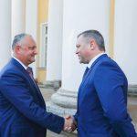 Додон: Молдова заинтересована в более активной работе в рамках СНГ и ЕАЭС (ВИДЕО, ФОТО)
