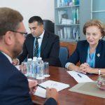 Первые международные признания: председатель Комитета Совета Федерации по международным делам поздравил Зинаиду Гречаный с избранием спикером (ФОТО)