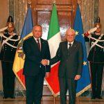 Додон поздравил президента Италии с Днем Итальянской Республики