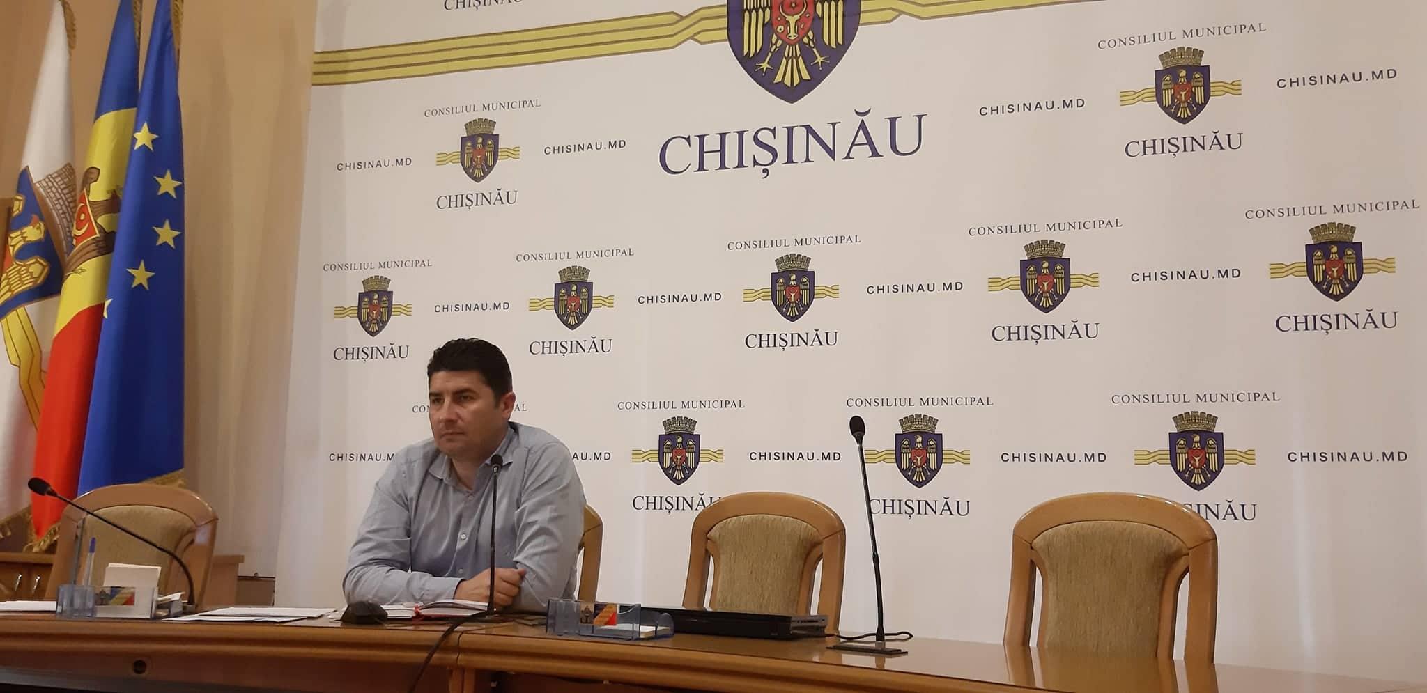 Социалисты предлагают создать в Кишиневе муниципальную службу по работе с малым бизнесом